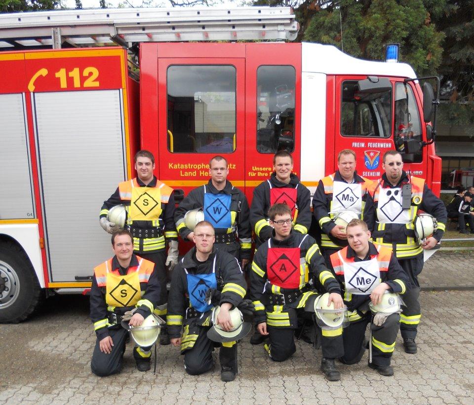 Mannschaft I 2012